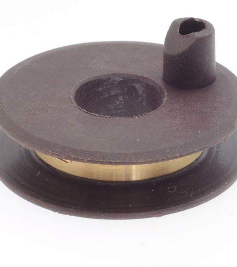 Hochspannungsschleifring 1 Zyl. 13mm Breit