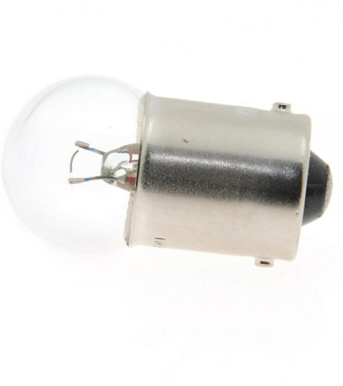 Glühbirne / Kugelbirne 12V 5W